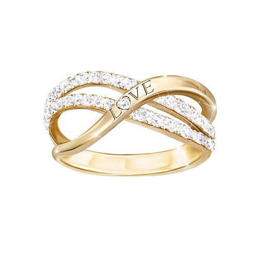 'Dance Of Love' 2 Dozen Diamond Ring