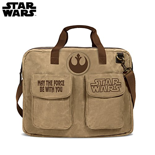STAR WARS™ Rebel Alliance Men's Canvas Messenger Bag