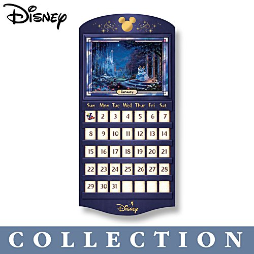 'Magical Seasons Of Disney' Perpetual Calendar Collection