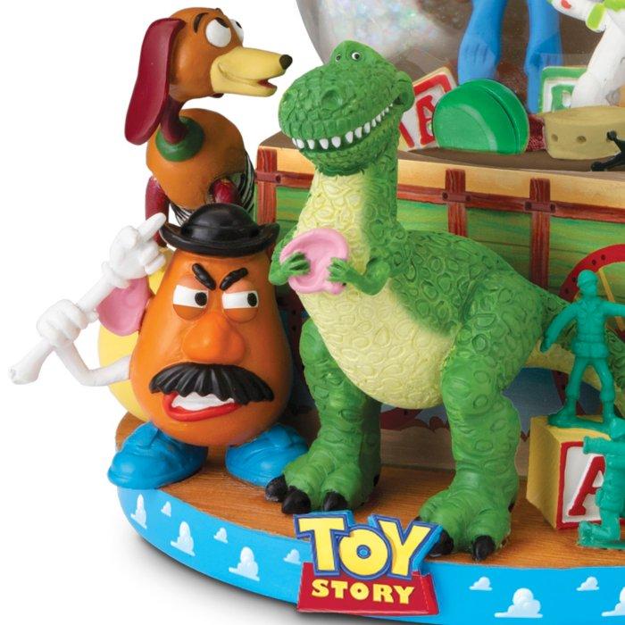 Disney Pixar Toy Story Glitter Globe