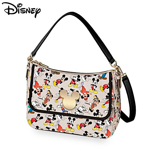 Disney 'Mickey Mouse Through The Years' Handbag