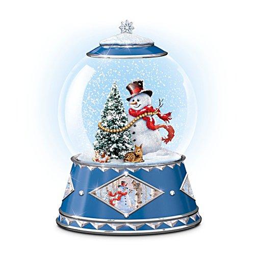 'A Snowy Wonderland' Musical Snowglobe