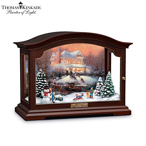 Gelukkige winterherinneringen — 3D-muziekpanorama