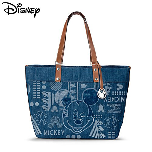 Disney 'All Ears' Mickey Mouse Tote Bag
