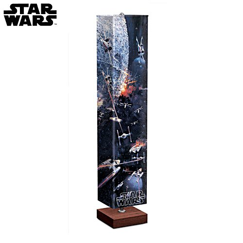 STAR WARS™ 'Battle Of The Death Star' Floor Lamp