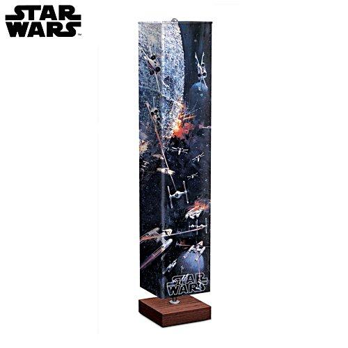 Schlacht am Todesstern – Star Wars-Stehlampe