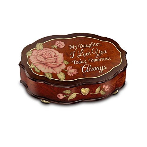 'Love You Always' Daughter Music Box