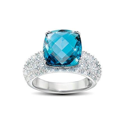'Sky's The Limit' Diamonesk® Ladies' Ring