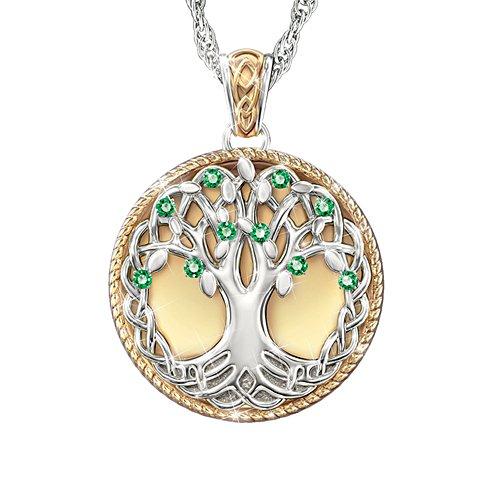 'Celtic Tree Of Life' Ladies' Pendant
