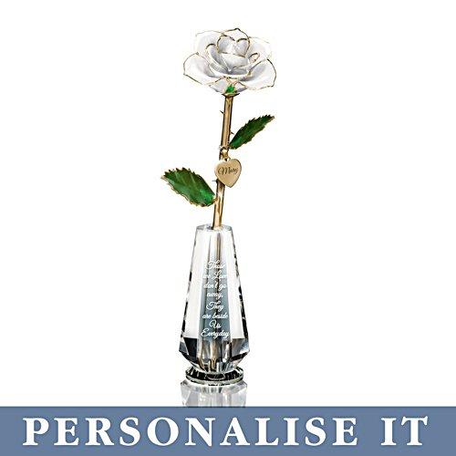 'Love Lives On' Always in Bloom® Personalised Real Rose