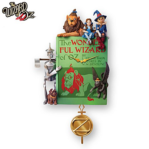 'The Wonderful WIZARD OF OZ™' Wall Clock