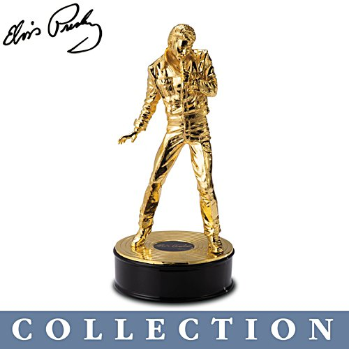 Elvis™ 85th Birthday Anniversary Sculpture Collection