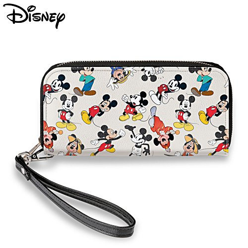 Disney 'Mickey Mouse Through The Years' Ladies' Purse