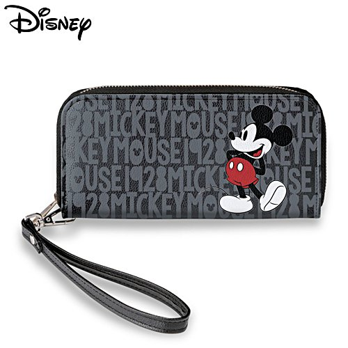 'Forever Disney's Mickey Mouse' Ladies' Purse