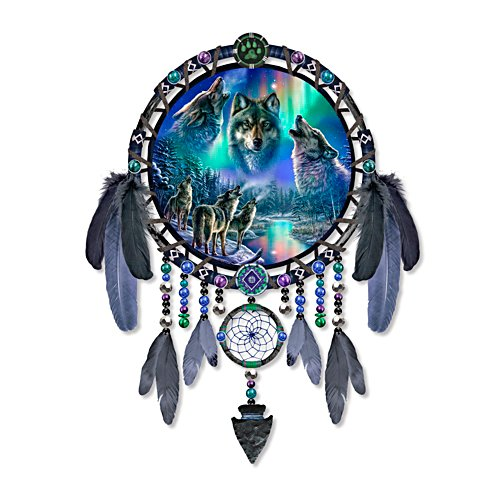 James Meger's 'Natural Wonder' Aurora Borealis Dreamcatcher