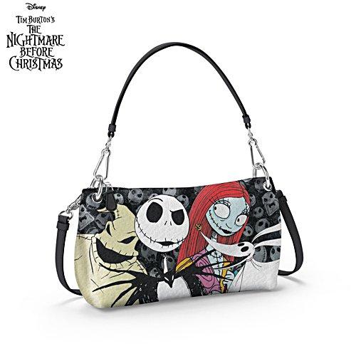 Disney Tim Burton's The Nightmare Before Christmas 3-Style Handbag