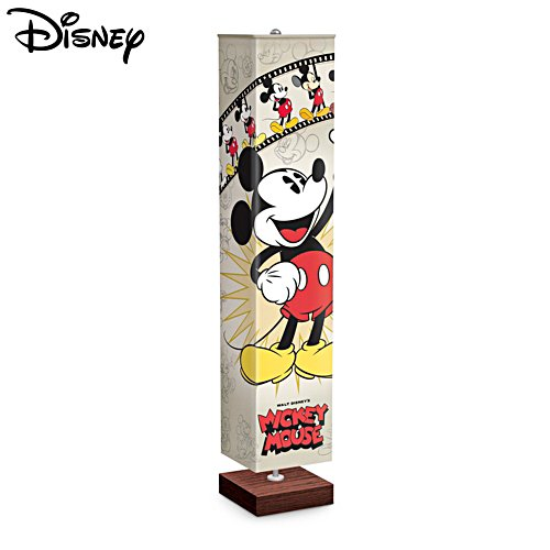 Disney 'Mickey Mouse Through The Years' Floor Lamp