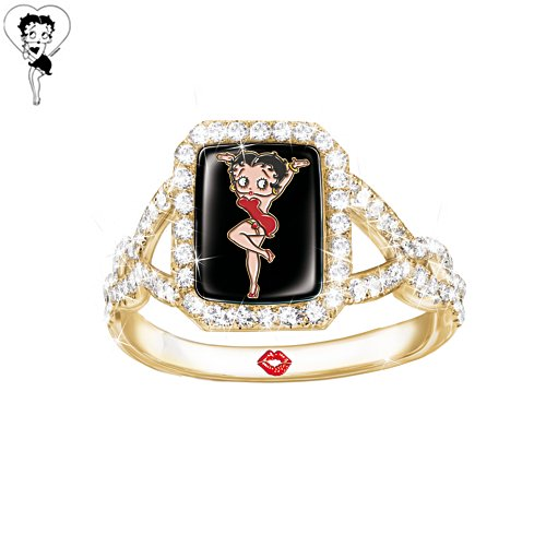'Dazzling Diva' Diamonesk® Ladies' Ring