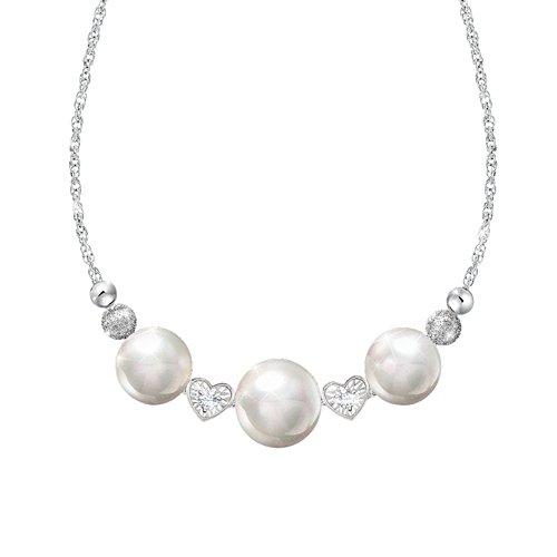 Perlen der Liebe — Halskette