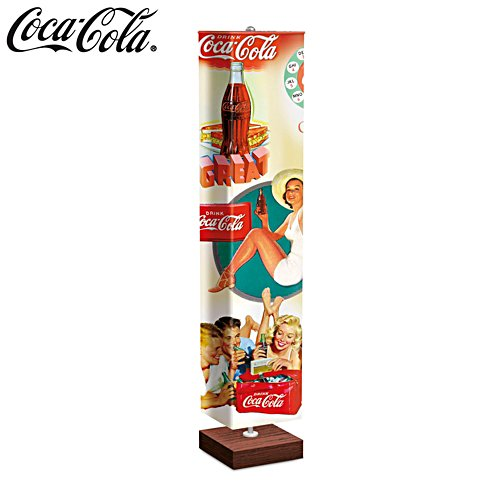 COCA-COLA® Floor Lamp