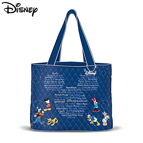 'Forever Disney Friends' Tote Bag