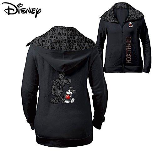 Disney 'Forever Mickey Mouse' Ladies' Hoodie