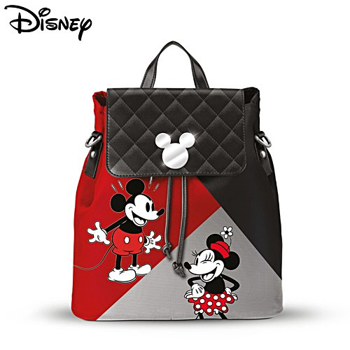 'Disney Sweethearts' Mickey Mouse & Minnie Mouse Backpack
