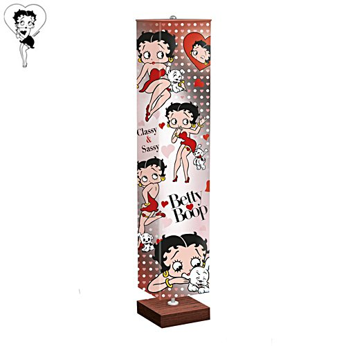 Betty Boop™ 'Fun & Flashy' Floor Lamp
