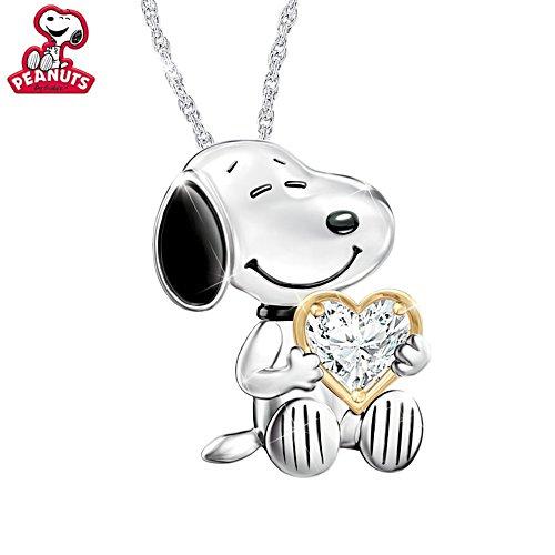 'Snoopy™ Forever' Ladies' Pendant