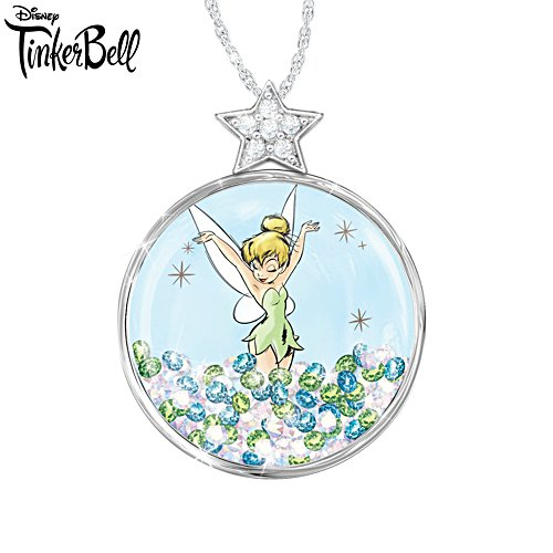 Disney Tinker Bell 'Pixie Dust' Pendant