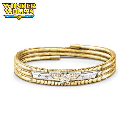 'Lasso Of Truth' Wonder Woman DC Comics Ladies' Bracelet