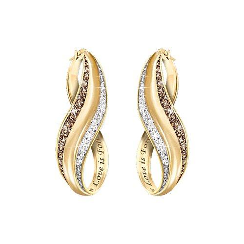 'The Perfect Blend' Ladies' Diamond Earrings