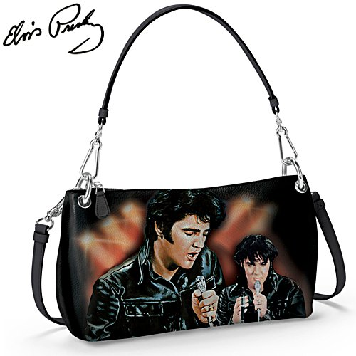 'Spotlight On Elvis™' Handbag