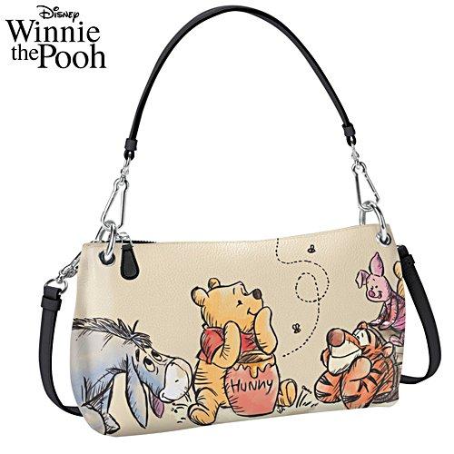 Disney Winnie The Pooh Ladies' 3-Style Handbag