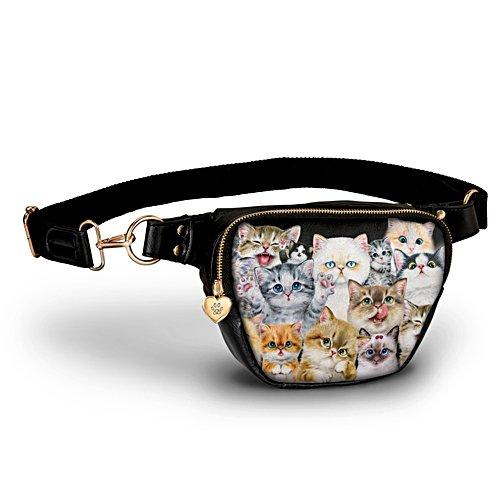 Kayomi Harai 'Sweet Kittens' Three-Style Bag