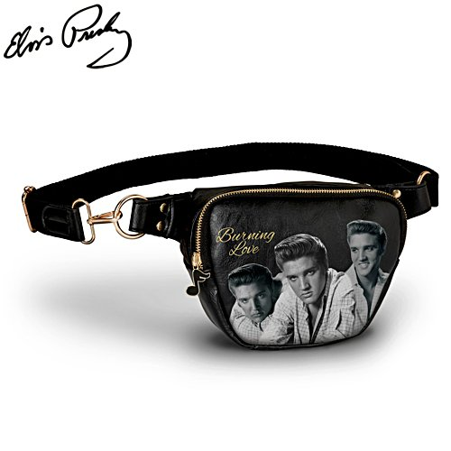 Elvis Presley™ 'Burning Love' Three-Style Bag