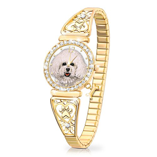 Bichon Frise Ladies' Watch