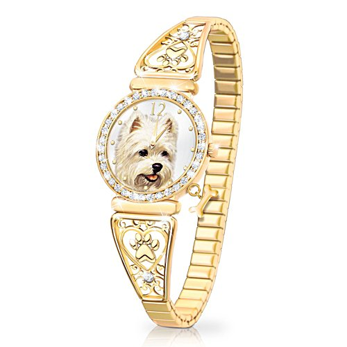 Westie Ladies' Watch