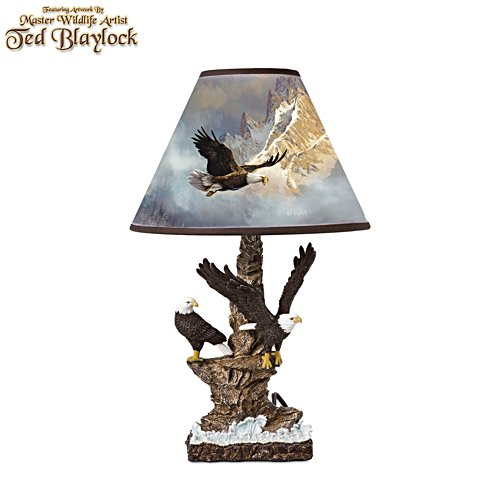 'Nature's Majesty' Table Lamp