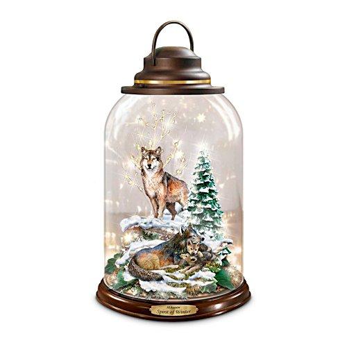 Al Agnew 'Spirit Of Winter' Illuminated Lantern