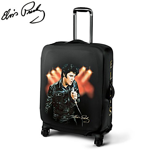 King Of Rock 'N' Roll™ Suitcase Cover