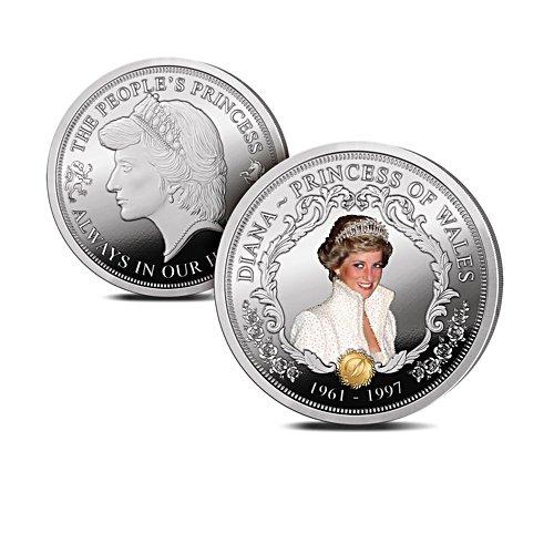 The Princess Diana 25th Anniversary Commemorative