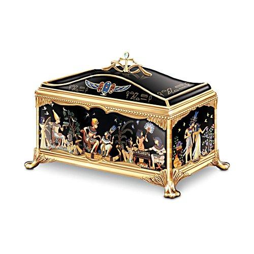 King Tutankhamun Antiquity Music Box