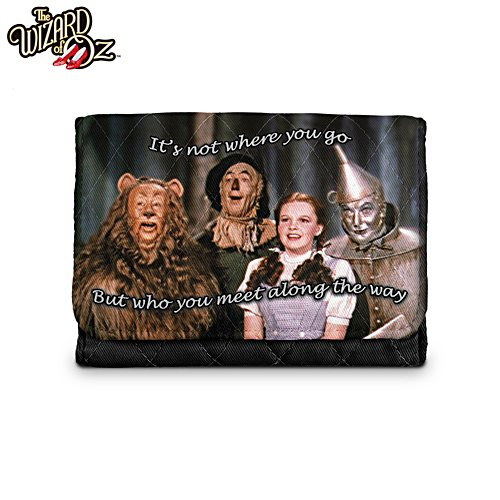 THE WIZARD OF OZ™ RFID Blocking Tri-Fold Wallet