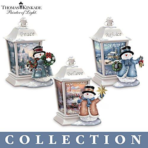 Thomas Kinkade 'Lights Of The Holiday' Lantern Collection
