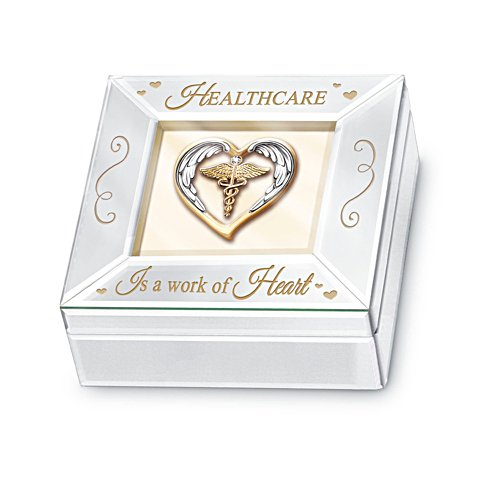 'Healthcare Is A Work Of Heart' Music Box
