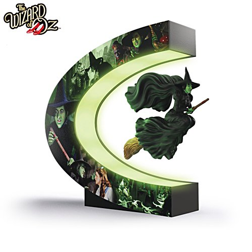 THE WIZARD OF OZ™ 'Wicked Witch of The West' Levitating Sculpture