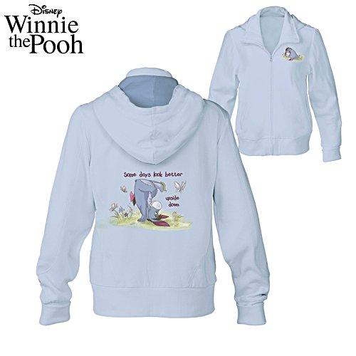 Disney Winnie The Pooh Eeyore 'Some Days...' Ladies' Hoodie