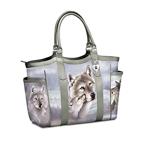 'Guardians Of The Wild' Eddie LePage Tote Bag