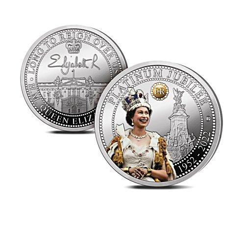 The Queen Elizabeth II Platinum Jubilee Commemorative